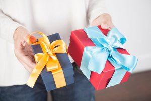 dovanos parinkimas